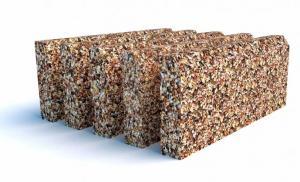 Бордюр бетонный 200х50 мм