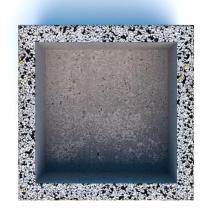 Вазон бетонный Моника