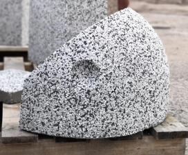 Парковочное ограждение бетонное Берн