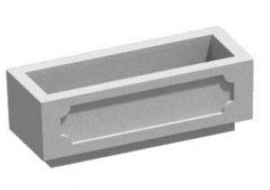 Цветочница бетонная Ц-4.10