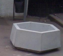 Цветочница бетонная  Ц-6.2
