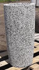 Вазон бетонный Леон 80