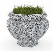 Вазон бетонный Ницца