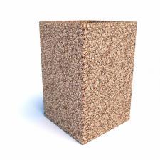 Вазон бетонный Андорра 60