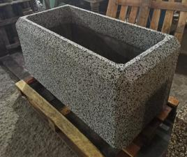 Вазон бетонный Гранд Балено