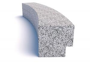 Скамейка ТЕМПO-5799 с бетонным основанием