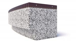 камейка ТЕМПO-5799 c деревянными ламелями