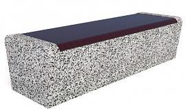 Скамейка бетонная Анапа