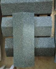 Навершие забора бетонное 600х250x90 мм