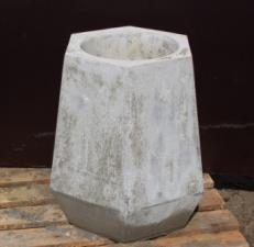 Урна бетонная У-28